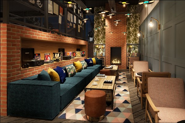 Luxury Two Night Getaway With Breakfast For Two At Hotel Brooklyn  Manchester