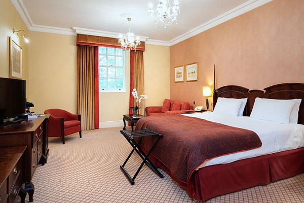 Two Night Blissful Stay In A Superior Room For Two At Bickleigh Castle