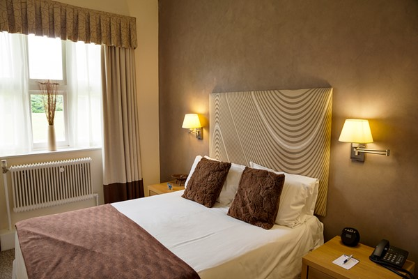 Two Night Luxury Getaway For Two At Nunsmere Hall