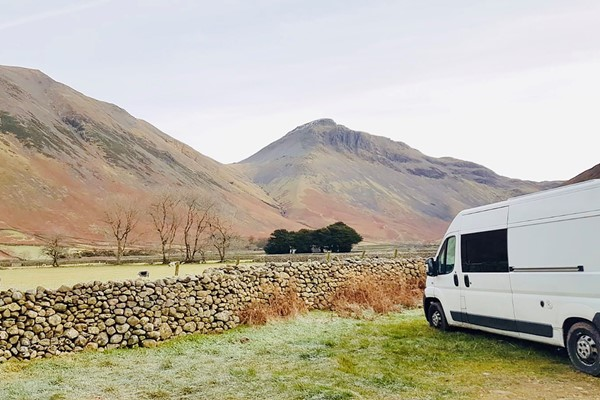 Vanlife Conversions Two Night Campervan Hire For Two