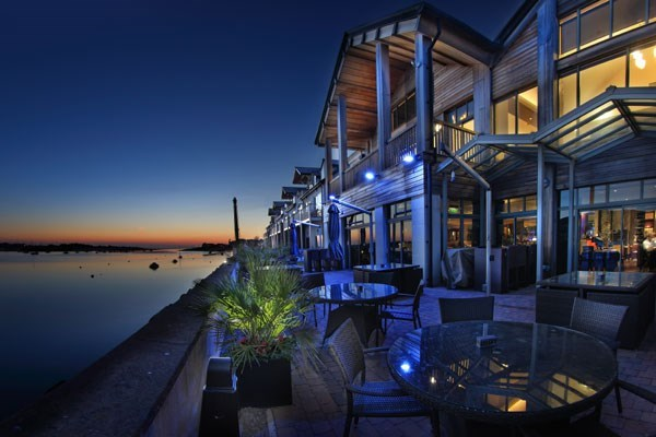 One Night Indulgent Escape At The Quay Hotel And Spa