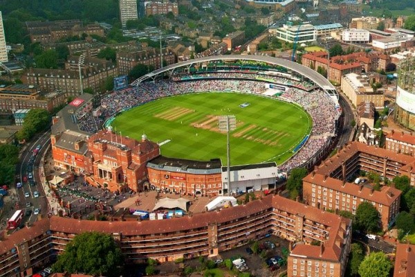 Kia Oval Cricket Ground Tour For Two Adults And Two Children