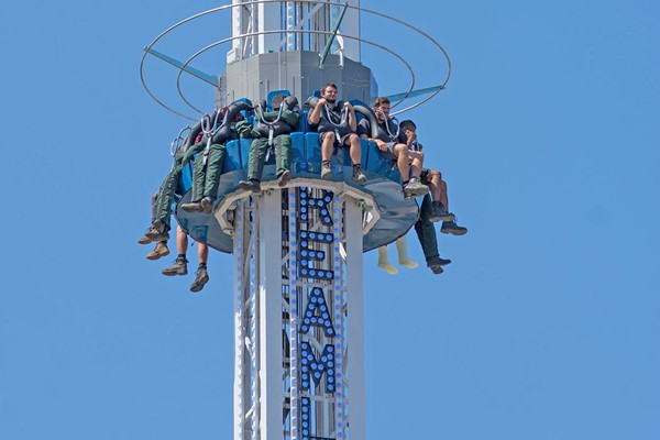 Entry To Dreamland Margate With Unlimited Rides For One Adult