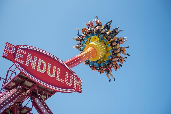 Entry To Dreamland Margate With Unlimited Rides For Two Adults