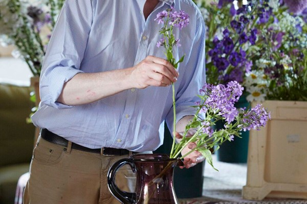 Online Art Of Environmental Floristry Course In A Virtual Classroom For One