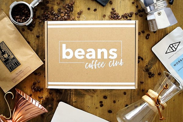 Three Month Beans Coffee Club Subscription For One