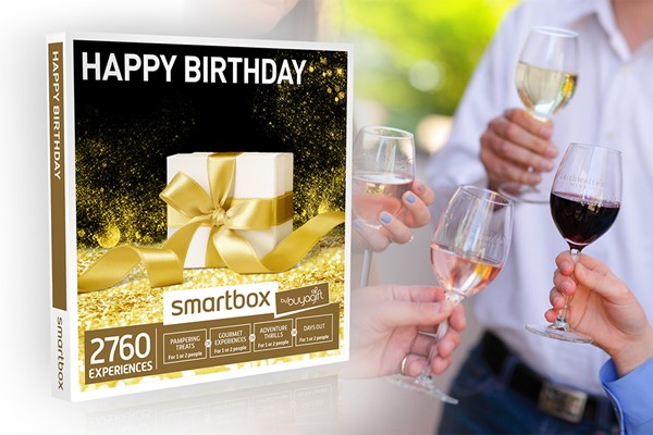 Happy Birthday - Smartbox By Buyagift