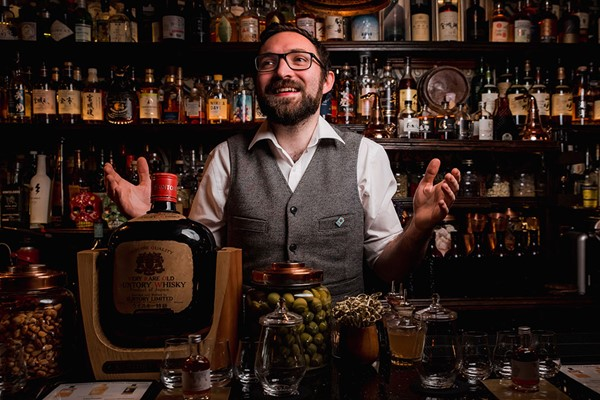 Buy Online Gin or Japanese Whisky Masterclass for Two with MAP Maison