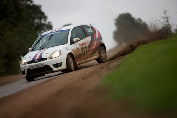 Rally Silver Experience At Prestwold Hall