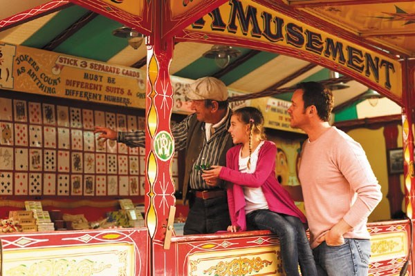 Ironbridge Attractions With Fish And Chips For Two
