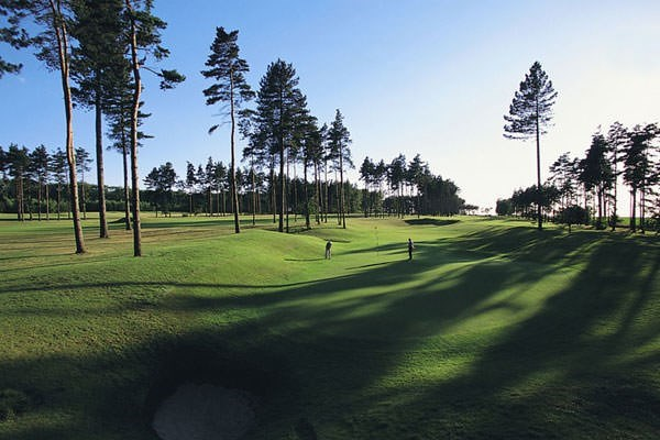 Round Of Golf And Afternoon Tea For Two At Dalmahoy Hotel And Country Club