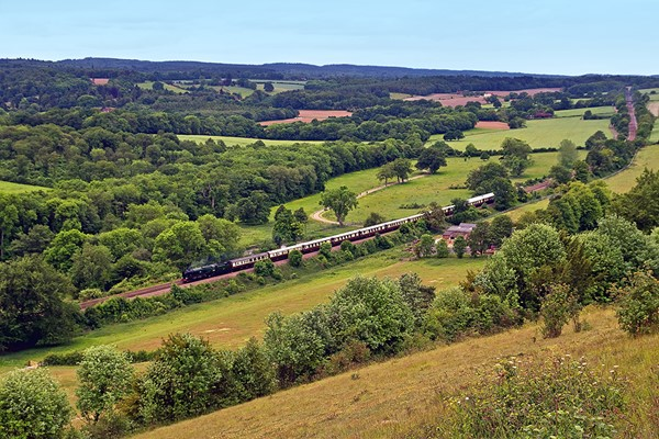 Murder Mystery Lunch On Belmond British Pullman For One