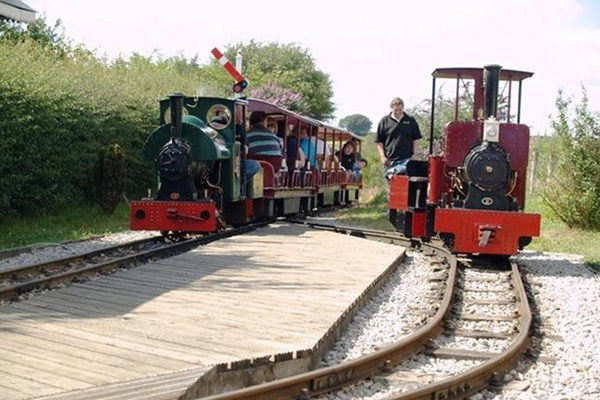 Click to view details and reviews for Steam Train Driving Taster Experience At Sherwood Forest Railway.