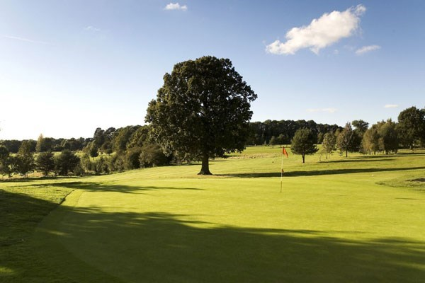 Golf Day For Two At Marriott Tudor Park