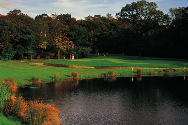 Golf Day For Two At Marriott Worsley Park