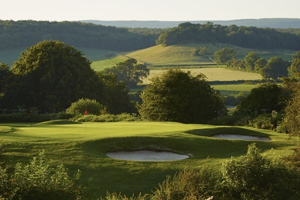 Golf Day For Two At Marriott St Pierre