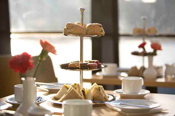 Traditional Afternoon Tea For Two With A Garden Tour At Goldsborough Hall Hotel