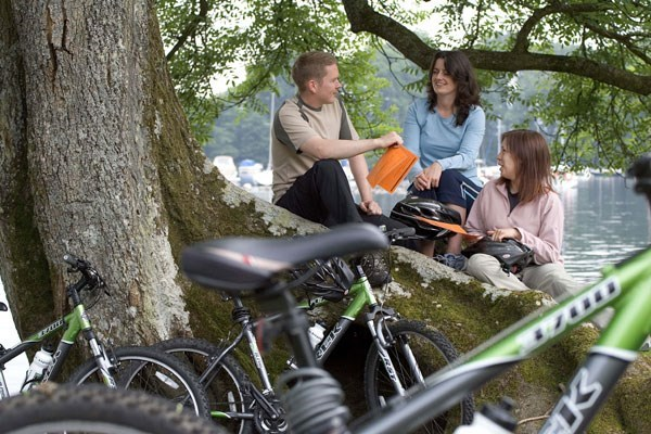 Self Guided Cycle Tour For Two