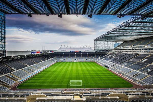 Adult Tour Of Newcastle United St James' Park For One