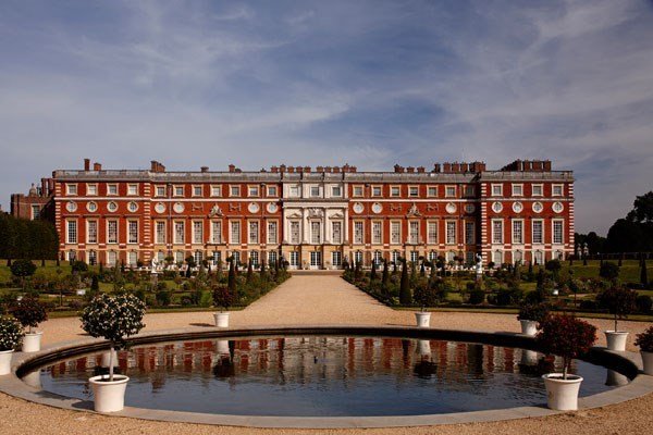 Hampton Court Palace Entry For Two Adults