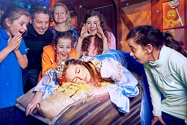 Family Visit To Shreks Adventure With River Pass - Special Offer