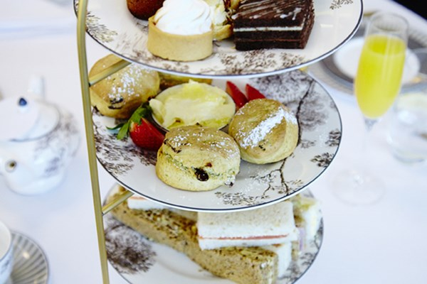 Afternoon Tea with a Tour for Two at the World of Wedgwood