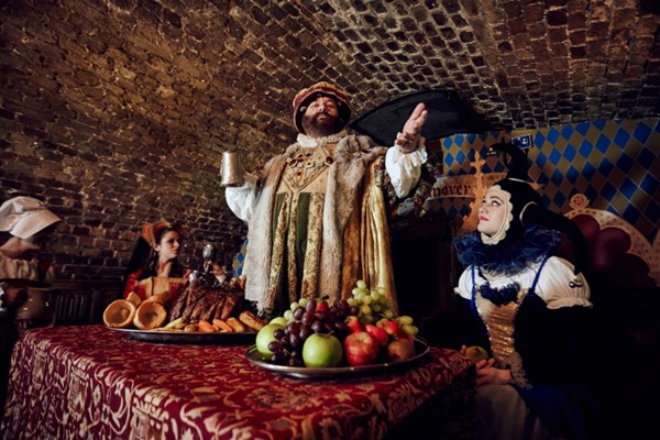 Medieval Banquet And Show For Two - Weekday
