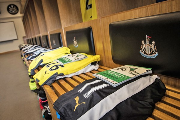 Tour Of Newcastle United St James Park For One Adult And One Child