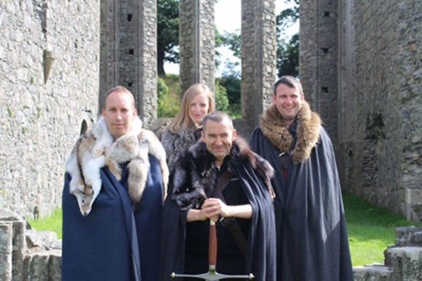 Game Of Thrones Tour Of The South With Castle Ward For Two