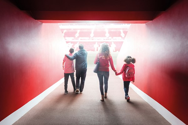 Family Tour Of Liverpool Fc Anfield Stadium With Museum Entry