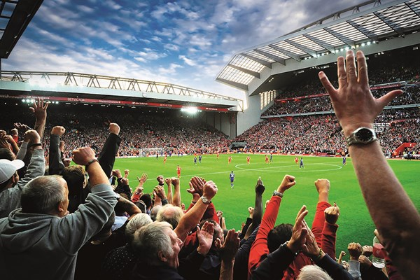 Liverpool Fc: The Anfield Stadium Experience