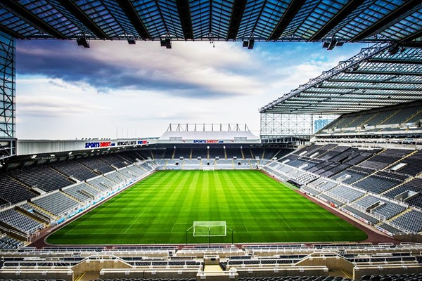 Premier Stadium Tour And Lunch Experience For One At Newcastle Fc St James Park