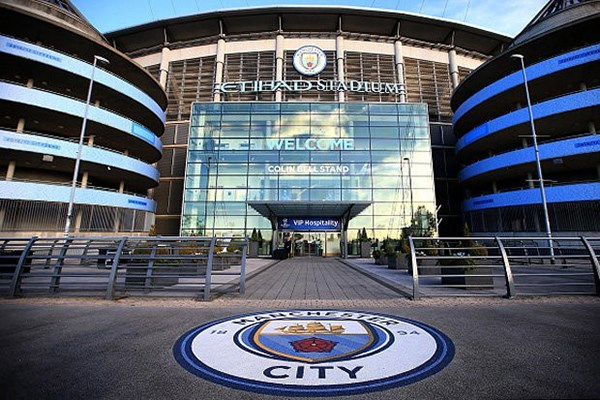 Manchester City Etihad Stadium Tour For One Adult And One Child