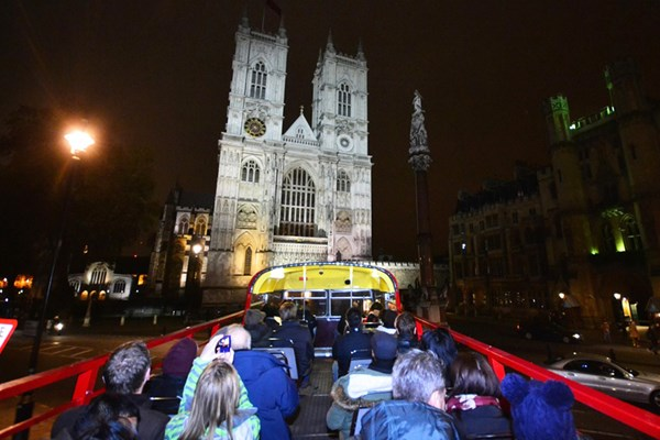 Jack The Ripper  Haunted London And Sherlock Holmes Coach Tour For Two