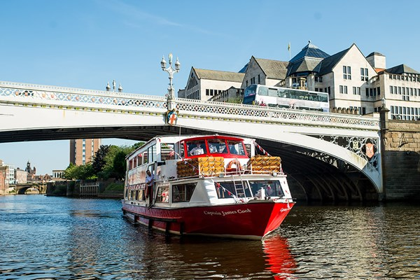York River Cruise With Afternoon Tea For Two