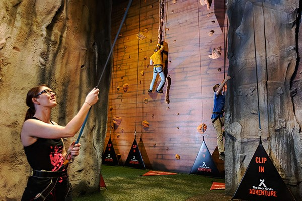 The Bear Grylls Challenge Gift Voucher For Two