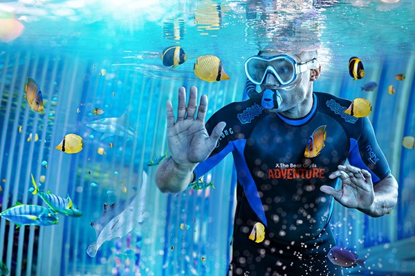 Click to view product details and reviews for The Bear Grylls Snorkel Experience For Two.