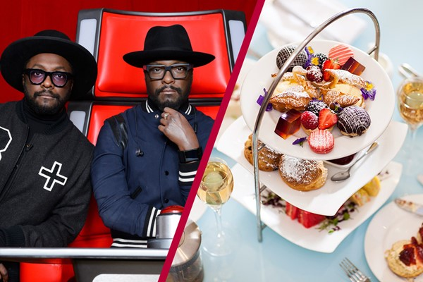 Madame Tussauds Entry And Afternoon Tea For Two At The Montcalm  Marble Arch