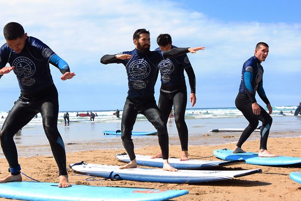 Two Hour One To One Surf Lesson At Westcountry Surf School