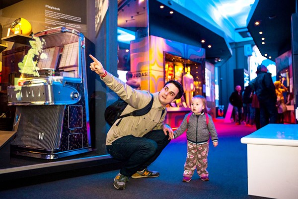 Family Entry To The British Music Experience
