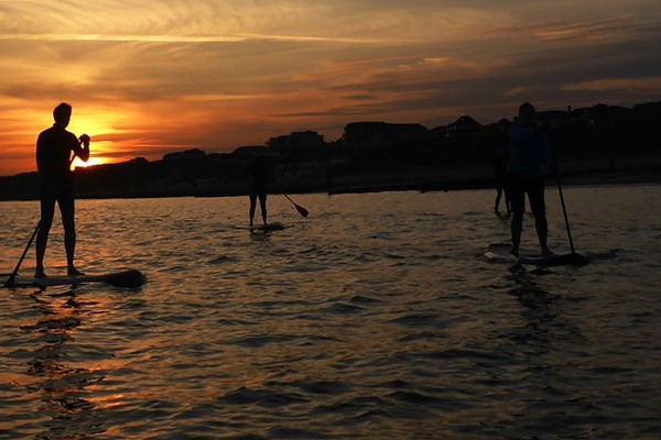 Stand Up Paddleboarding Experience For One At The New Forest Paddle Sport Company