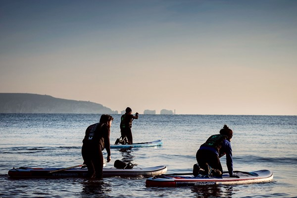 Click to view product details and reviews for Four Hour Stand Up Paddleboarding For One At The New Forest Paddle Sport Company.