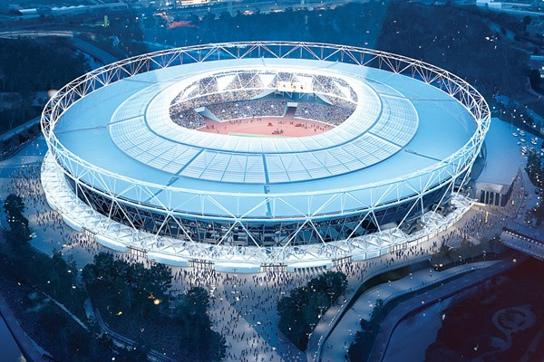 Match Day Tour Of London Stadium For One Adult