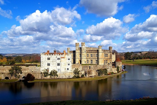 Full-day Coach Tour To Leeds Castle  Canterbury  Dover And Greenwich For Two