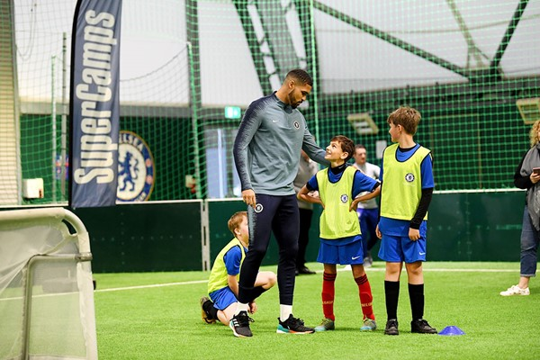 Chelsea FC Foundation Football Camp For A Week For One Child