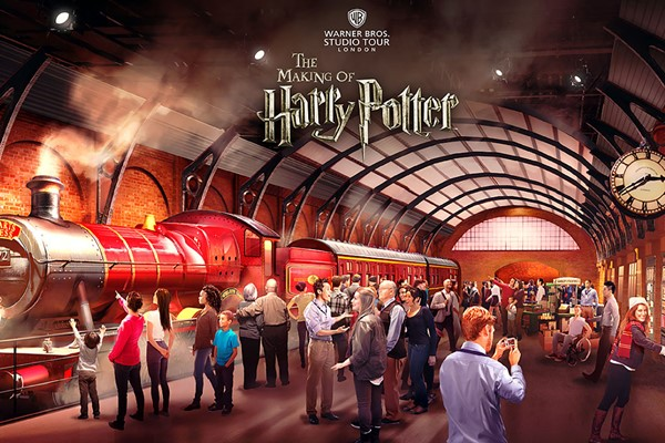 Click to view details and reviews for Coach Tour From London To The Making Of Harry Potter Studio Tour For Two.