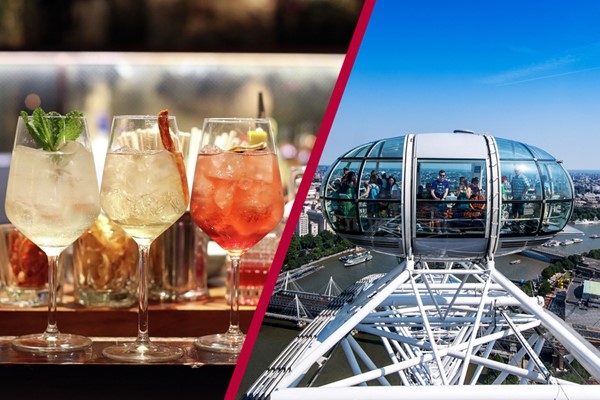 Buy Cocktail Masterclass at Gordon Ramsay's Union Street Cafe and London Eye