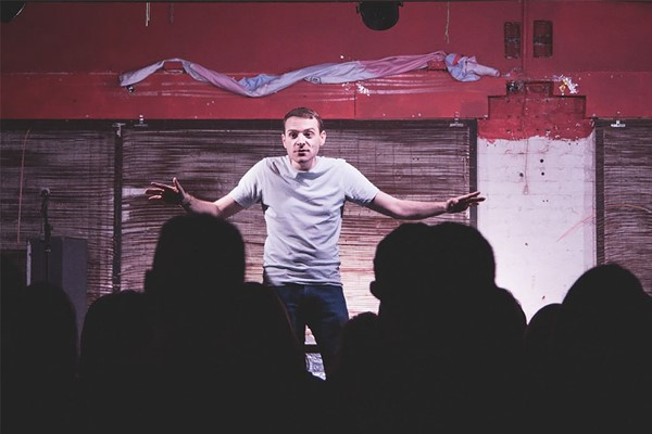 Comedy Night For Two At City Comedy Club