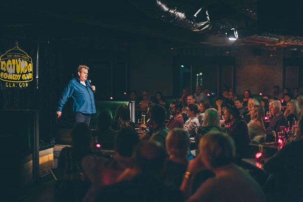 Comedy Night For Two At Leeds Comedy Cabaret Club