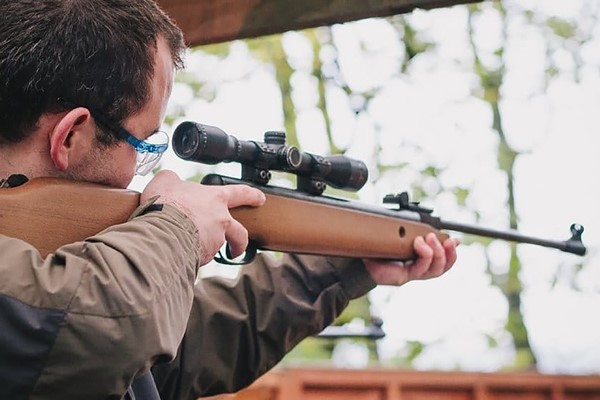 Click to view product details and reviews for Air Rifle Shooting Experience For Two At Madrenaline Activities.
